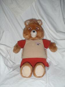 Vintage Teddy Ruxpin Bear Worlds of Wonder