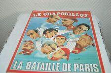MAGAZINE ANTICONFORMISTE LE CRAPOUILLOT LA BATAILLE DE PARIS REVUE N° 68  1983
