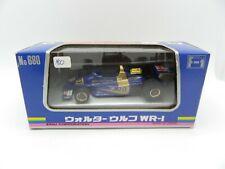 Wolf WR-1 Jody Scheckter #20 1977 680 Eidai Japan 1/43 F1 Formula 1 IN Box