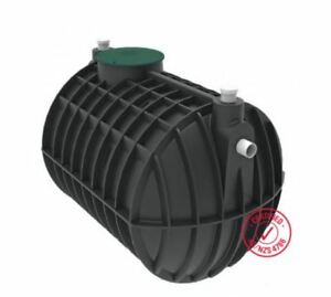 Polymaster 3100LT Septic Tank - Delivery to Most of Victoria