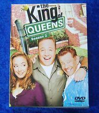 The King of Queens die komplette zweite Staffel, DVD Box Season 2