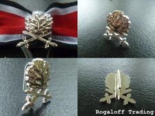 German Knights Cross Silver Oak Leaves With Swords