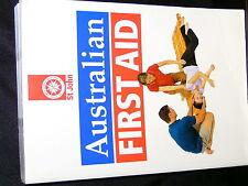 Australian First Aid - St John Ambulance Australia (Paperback)