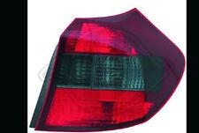 Lámpara de luz trasera de humo darkline Rojo Set BMW E87 serie 1