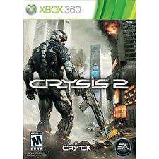 Crysis 2 Xbox 360 New Sealed