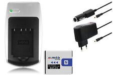 Baterìa+Cargador NP-BN1 NPBN1 para Sony Cyber-Shot DSC-W570, W580, WX5, WX7