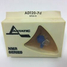 ADC  RPSX-10  phono needle IN ASTATIC PKG AD120-7D, NOS/NIB