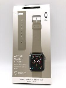 Laut Technical Watch Strap, Apple Watch 38/40 mm - Taupe   - NEW!