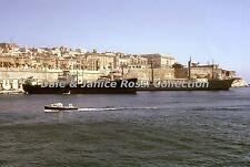 SH088 Malta, 1985 Kodak Kodachrome Transparency
