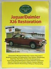Jaguar/Daimler XJ6 Restoration - Jaguar Enthusiasts' Club - Kelsey Pub. Ltd.