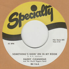 R&B REPRO: DADDY CLEANHEAD-Somethin Goin On/JIMMY LIGGINS-Saturday Night Boogie