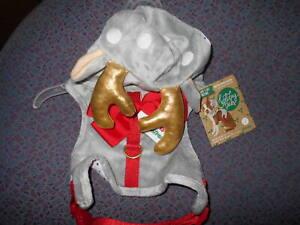 Reindeer Harness Puppy Costume