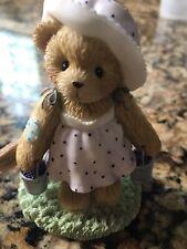 Cherished Teddies Leah 2003 Symbol Of Membearship