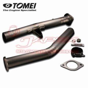 TOMEI Expreme Titanium Ti Cat Straight Pipe for TOYOTA 86 ZN6 FA20 6MT 431005