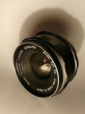 Super-Takumar 35mm 1:3.5 Prime Lens. Clear optics and smooth operation