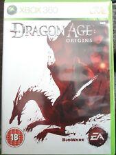 DRAGON AGE ORIGINS, Xbox 360 GAME, !!!!! TAKE A LOOK !!!!!