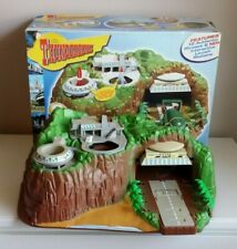 Thunderbirds Interactive Tracy Island with Sounds 40th Anniversary Boxed