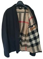 Mens ***BNWOT*** BRIT by BURBERRY single breasted jacket.Size 2XL/XL RRP £595