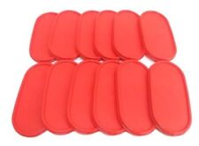 Tupperware Pop a Bowl Happy Love Fun Colorful Candy Keeper 700ml Set of 4