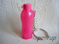 Porte clés Tupperware (keychain) Eco Bouteille rose