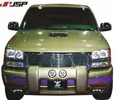 Chevrolet Silverado Grille Guard Bull Bar Primed 1999-2002 Lighted JSP J3009