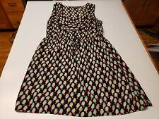 BeBop Dress XL Bird Pattern Springtime Summer