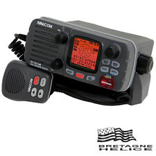 VHF FIXE NAVICOM RT550 AIS NOIRE