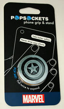 Marvel Comics Captain America Cell Phone Tablet Grip & Device New NOS Selfie
