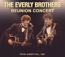 EVERLY BROTHERS New Sealed 2019 LIVE 1983 REUNION CONCERT 2 CD SET