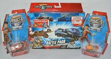 HOT WHEELS BATTLE FORCE 5 FUSED BATTLE PACK AND CHOPPER AND SPLITWIRE NEW
