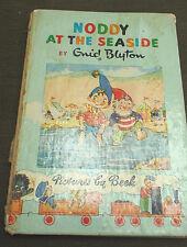 Noddy's Toyland Adventures 7 Enid Blyton Noddy At The Seaside Beek Altered ART