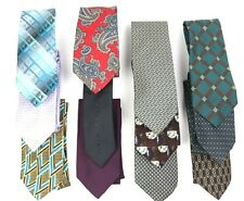 Lot of 12 Mens Neckties Brooks Brothers  Gatti  Ruffini Bachrach Robert Stock