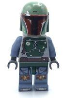 LEGO BOBA FETT MINIFIGURE STAR WARS BOUNTY HUNTER FIGURE