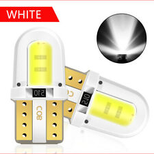 Pack of 2 LED Sidelight Bulbs 501 / W5W wedge type, Super Bright White Colour.