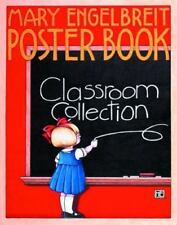 Mary Engelbreit Poster Book Classroom Collection (2002, Hardcover)