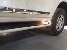 4pcs Chrome Body Door Side Molding Cover Trim For Toyota Land Cruiser 2016 LC200