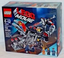 SEALED MISP 70801 LEGO Movie MELTING ROOM WyldStyle Emmet 122pc set RETIRED