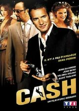 Cash / jean Dujardin DVD NEUF SOUS BLISTER
