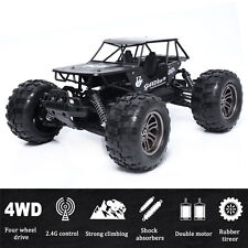 1:12 2.4G High Speed Alloy RC Monster Truck Remote Control Off Road Car RTR Toy