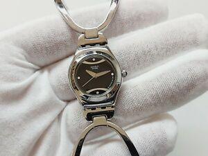 "Women's SWATCH ""Irony"" AG-2001 Quartz Swiss Made Watch / New Battery"