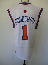 Amar'e Stoudemire #1 New York Knicks Basketball NBA Adidas Men's Jersey, Sz S
