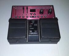 BOSS rc-30 Dual Track Looper Pedale effetto