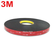 3M VHB 5952 black Double-sided Acrylic Foam Tape Automotive length 33Meter 10mm
