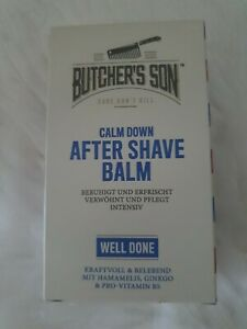 After Shave Balm Butchers Son