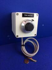 Litton Servotechnik P47461B Potentiometer w/ Multi-turn Dial Knob & Enclosure