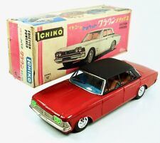 "1968 Toyota Crown Deluxe 12"" (30.5 cm) w/Original Box by Ichiko NR"