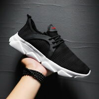 Mens Running Shoes Walking Gym Tennis Athletic Trail Runner Casual Sneakers size