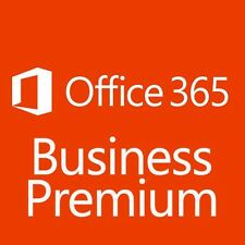 Microsoft Office 365 Business Premium, 1 Jahr, ESD (Deutsch) (5x PC/MAC)
