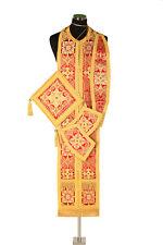 Communion Priest Stole with Cuffs Palitsa & Belt