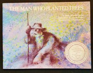 Jean Giono - The Man Who Planted Trees - pb 1989